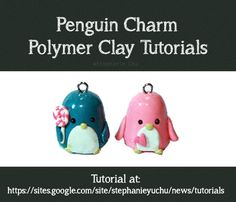 Polymer Clay Tutorials | Tea-Caffeinated Mind: Polymer Clay Tutorial