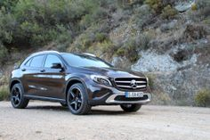 Mercedes Fans - Artikel - Erste Fahreindrücke: Mercedes-Benz GLA 220 CDI 4matic Audi Q3, Bmx, Mercedes Benz, Offroad, Dream Cars, Fans, Vehicles, Autos, Off Road