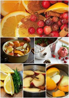 18 DIY Stovetop Room Scent Recipes | There are better alternatives to store bought scents to add a pleasant smell to your home.