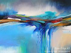 Abstract Contemporary Art - Artist Tim Parker - Naples FL