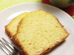 Japanese Sake Pound Cake 簡単日本酒しっとりパウンドケーキ