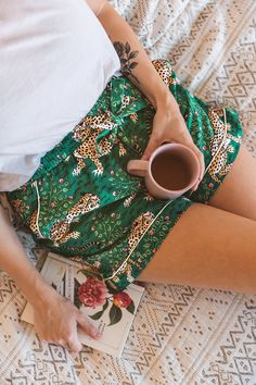 From relaxing mornings to quiet evenings, unwind in our 100% cotton best-sellers.