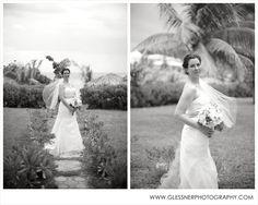 Nate+Lauren's destination wedding at the Grand Palladium Lady Hamilton in Montego Bay, Jamaica   Bridal Portraits   Jamaica Wedding Photographer   Photo credit: Glessner Photography