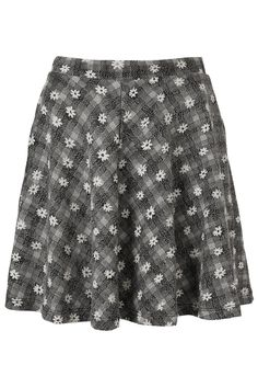 #Topshop                  #Skirt                    #Check #Floral #Skater #Skirt #This #Week #Topshop  Check Floral Skater Skirt - New In This Week - New In - Topshop USA                                     http://www.seapai.com/product.aspx?PID=585095