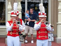 Memory 089 - Main Street Philharmonic has released this morning for download. Come join me on Main Street, USA in the Magic Kingdom as we enjoy the talents of some great Walt Disney World Musicians.