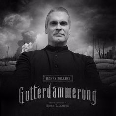 """Trailer do filme """"Gutterdämmerung"""" – e seu elenco de rockstars. #fridom #gutterdammerung #music #rock #henryrollins"""