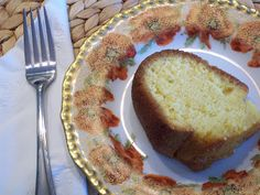 Tracy's Living Cookbook: spiced rum cake