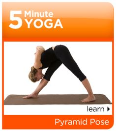 9bb48f244dad VIDEO  Learn how to do Pyramid Pose with this free 5-minute yoga video