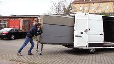 Teardrop Camper Trailer, Cargo Trailer Camper, Truck Bed Camper, Build A Camper, Camper Caravan, Auto Camping, Camping Trailer Diy, Truck Camping, Van Camping