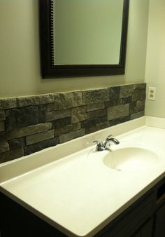 Airstone Used In Our Bathroom