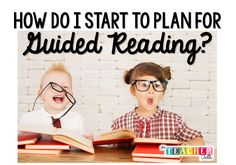 The Teacher Talk: Tips to plan for Guided Reading!