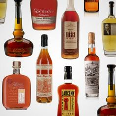 Bourbons To Fill That Pappy Van Winkle-Shaped Hole In Your Life