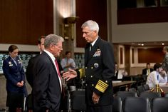 The Pentagon & Climate Change: How Deniers Put National Security at Risk  The leaders of our armed forces know what's coming next – but deniers in Congress are ignoring the warnings