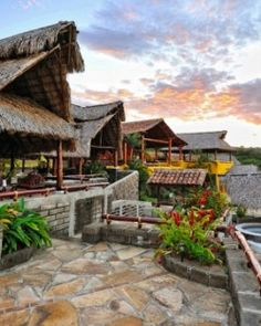 The aptly-named Hacienda Puerta del Cielo is an adults-only spot in the Nicaraguan countryside. #Jetsetter