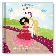 A Day in the Life of a Princess -- Personalized Children's Books Personalised Childrens Books, Personalized Gifts For Kids, Childrens Gifts, Very Happy Birthday, Inspirational Gifts, The Life, Princess, Kid Books, Story Books
