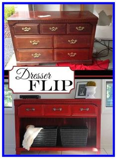 16 Trendy Ideas For Diy Furniture Ideas Dresser Buffet