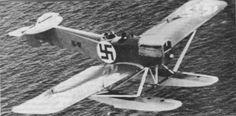 The Suomen Ilmavoimat (Finnish Air Force) Finnish Civil War, Finnish Air Force, Imperial Army, Russian Revolution, Flying Boat, World War I, Warfare, Finland, Aviation