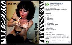 alex lux debut - dirty bastard (track listing)*  ɔısnɯ ʎoqpɐǝp 90 ıʞɐʞɐıɹʎʞ ˙ɯ ©