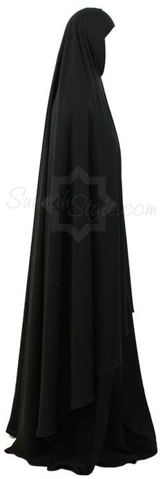 Full Length Khimar by Sunnah Style #SunnahStyle #hijabstyle #khimar