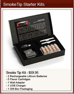 SmokeTip Ecig Review - Coupon Codes & Starter Kits | Ecig Reviews