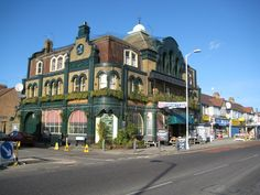 Edmonton: The Cock Tavern, Hertford Road, N9 by Nigel Cox, via Geograph