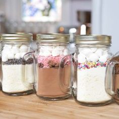 How To Make 5 Hot Chocolate-In-A-Jar Recipes