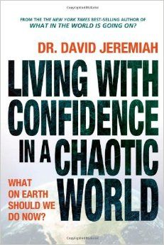 living with confidence in a chaotic world - book review