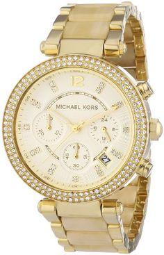 f1b6342ec43d Michael Kors Parker Wrist Watch for Women