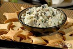 Receita de Pasta de berinjela com cream cheese em Molhos e cremes, veja essa e outras receitas aqui!