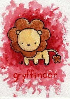 Gryffindor by tee-kyrin on DeviantArt