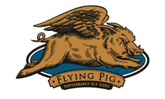 Martin Cimek Design | Art Director / Graphic Designer | Flying Pig Performance Fly Rods
