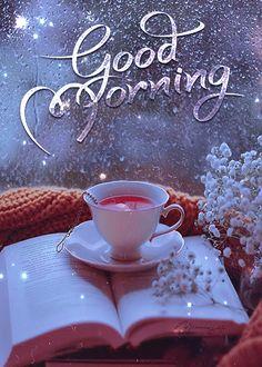 Good Morning Coffee Gif, Good Morning Beautiful Pictures, Good Morning Roses, Good Morning Msg, Good Morning Photos, Good Morning Greetings, Good Morning Christmas, Good Morning Flowers Pictures, Good Morning Animation