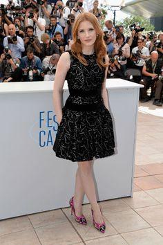Jessica Chastain, Festival de Cannes 2014