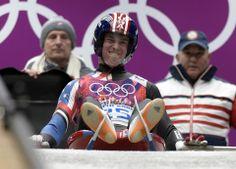 Olympics: Luge-Men's Singles