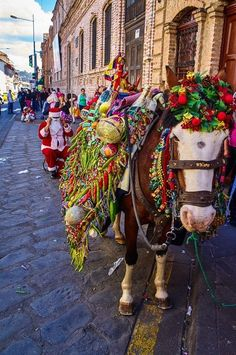 Celebrating Christmas in Cuenca With the Pase del Niño · nomadbiba