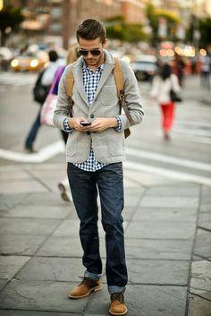 Casual | Men's Street Style #flatlay #flatlays #flatlayapp www.theflatlay.com