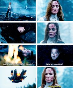 """Saving your life."" #LegendsofTomorrow #Season2 #2x12"