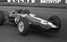 Jim Clark Lotus Silverstone 1963