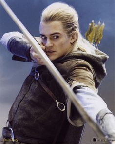 Legolas, the original inspiration for starting Archery.