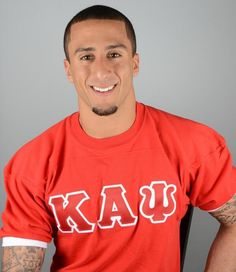 Colin Kaepernick Sexy Hats and Tees Mcm Instagram, Black Fraternities, African American Inventors, Kappa Alpha Psi Fraternity, Colin Kaepernick, African Beauty, Man Crush, Gorgeous Men, Tees