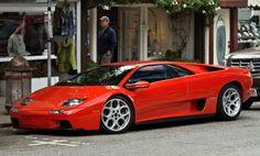Lamborghini Diablo! Loveit