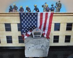 https://flic.kr/p/atKotB | FDNY Fire Academy 9/11 Memorial, Randalls Island, New York City