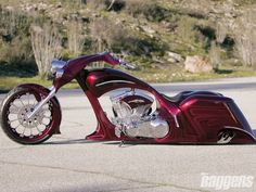 (Bagger ❤ Motorcycles)