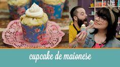 Cupcake de Maionese com Ervas | Cozinha para 2 - YouTube