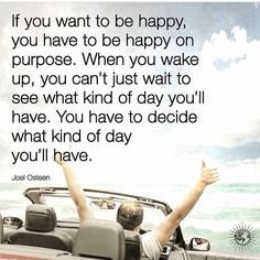 I am gonna start my day happy no matter my pain level