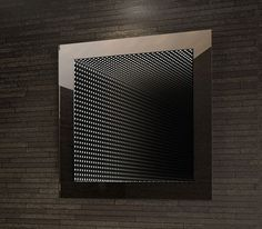 Give your plain bathroom some added appeal by creating an amazing optical illusion using this LED infinity mirror. The LEDs can be set to one of eight vibrant colors and create a seemingly never-ending tunnel on the mirror's surface when they come on. Backlit Mirror, Led Mirror, Mirror With Lights, Mirror Ideas, Mirror Mirror, Big Bathrooms, Amazing Bathrooms, Small Bathroom, Mirror Bathroom
