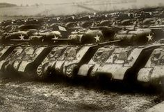 Series: Tanks Artist: Unknown Period: Source country: USA Source Year: 12 inch by 18 inch Giclee print on Canvas. All files are stored digitally and are ready for reproduction. The quality is closely