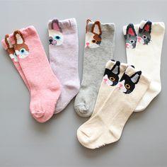 9d5eec77d69 116 Amazing Cute Animal Socks images in 2019