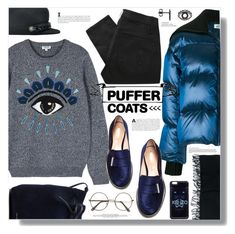"""""""Stay Warm: Puffer Coats"""" by tinkabella222 ❤ liked on Polyvore featuring Kenzo, Nicholas Kirkwood, Mansur Gavriel, Marc by Marc Jacobs, Faliero Sarti and puffercoats"""