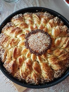 70528901_1159892894202110_6656718611765264384_n Greek Cooking, Cooking Time, Cooking Recipes, Greek Recipes, Desert Recipes, Biscuit Bread, Bread Cake, Pudding Cake, Almond Cookies